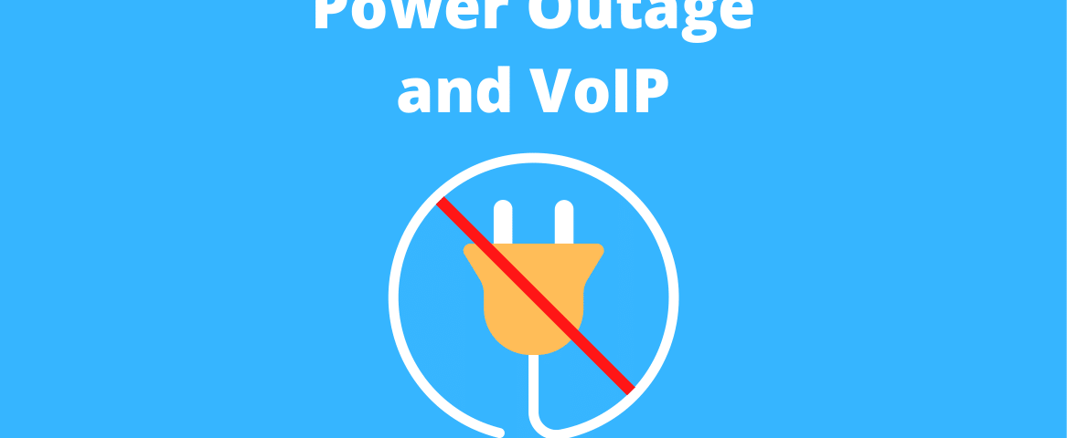 Power Outage and VoIP, Voice over Internet Protocol, Business Phone System